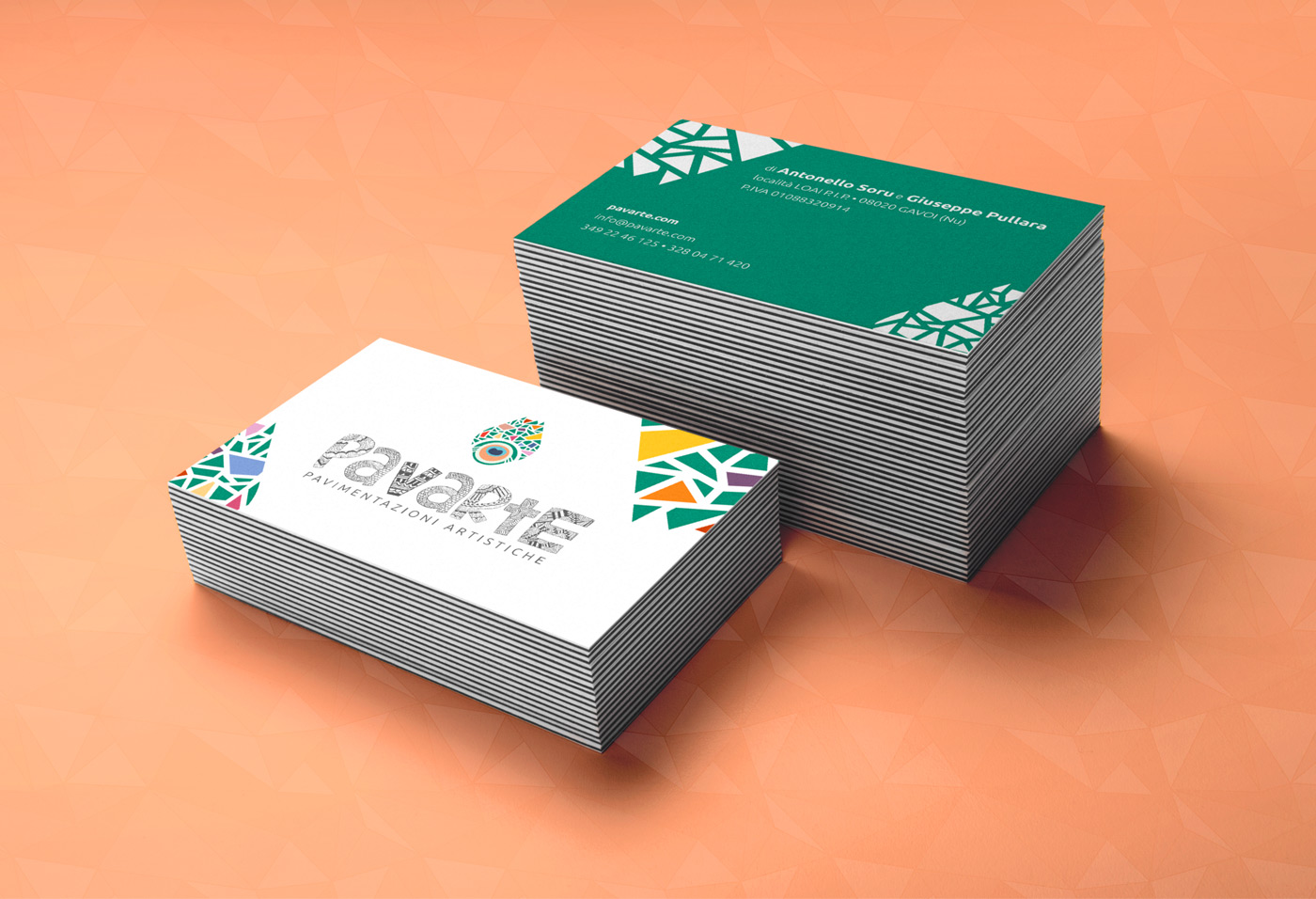 pavarte-business-card