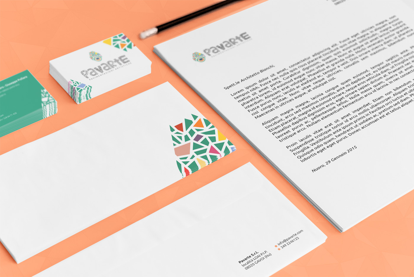 pavarte-stationery