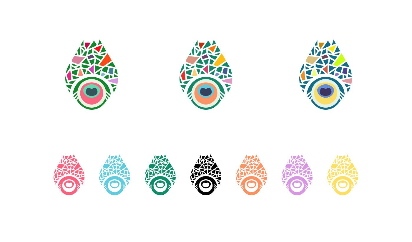 pavarte-logo-variants
