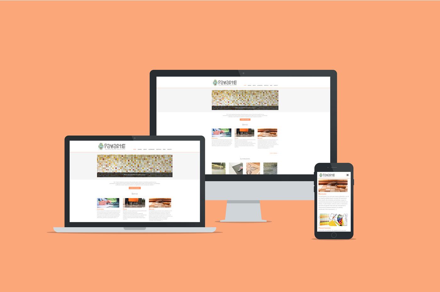pavarte-website