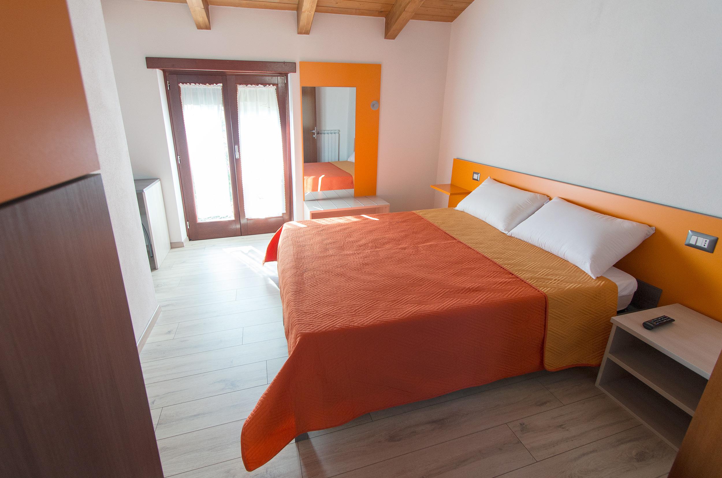 la stanza Arancione